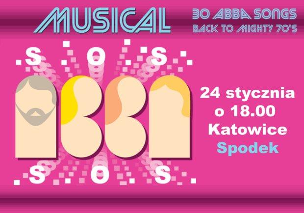 z17141294Q,Musical--ABBA-S-O-S---w-Katowicach
