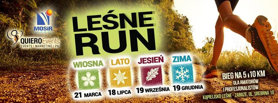 leśne run