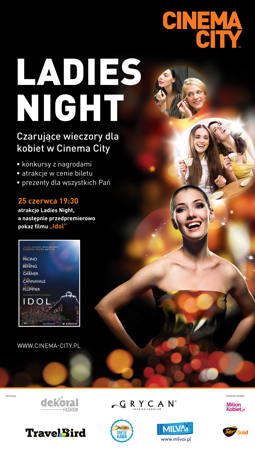 Ladies Night - plakat