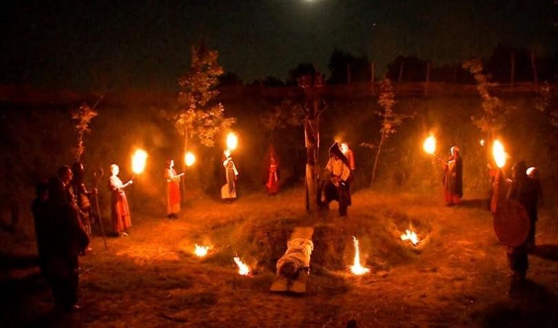 Noc Świętojańska w TCK - mitologia słowiańska